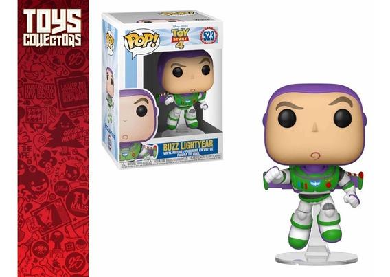 Funko Pop - Buzz Lightyear 523 Toy Story 4