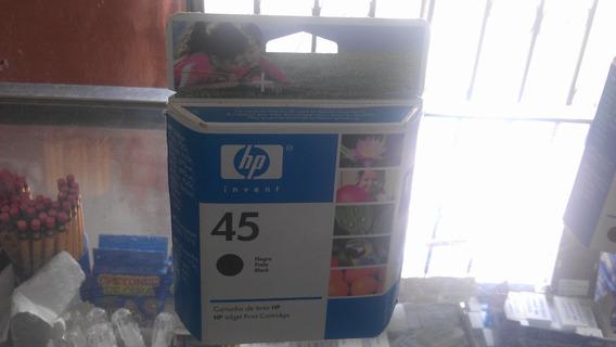 Cartucho Hp 45 Nuevo