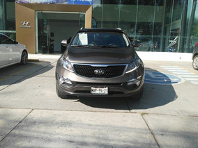 Kia Sportage Impecable 2016 Ex Pack 2.0l