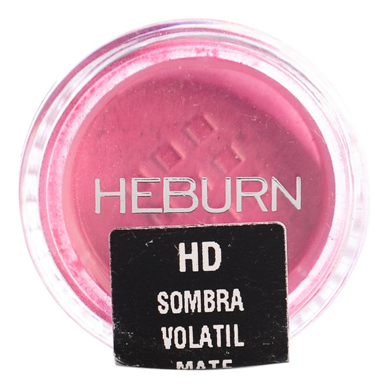 Heburn Sombras Ojos Volátil Mate Maquillaje Profesional