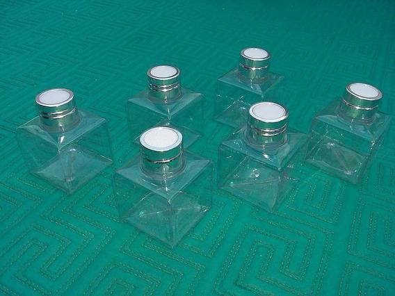 Envase Spa 70cc - Pvc C/tapa P/difusor De Aluminio, X 20unid