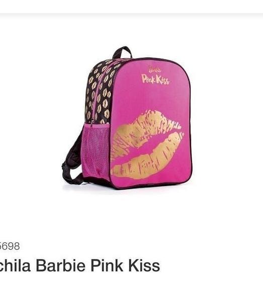 Mochila Barbie Kiss