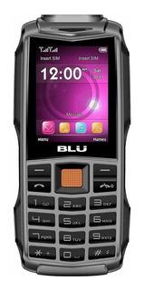 BLU Flash Series Flash 2.4 Dual SIM 32 MB Gris pizarra 32 MB RAM