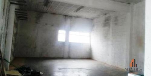 Imagem 1 de 1 de Salão Para Alugar, 138 M² Por R$ 2.300,00/mês - Parque Das Nações - Santo André/sp - Sl0442