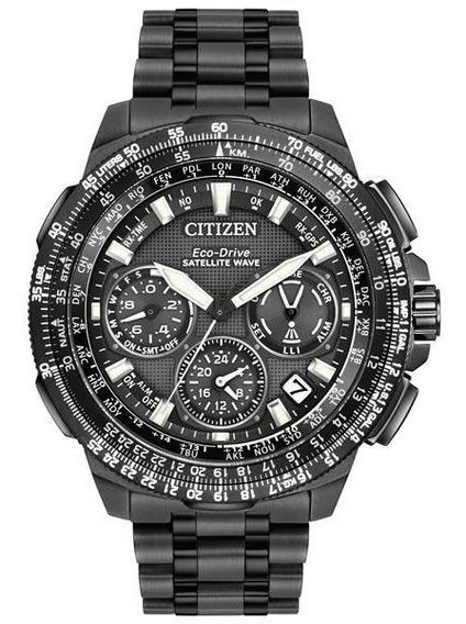 Relogio Citizen Titanium Promaster Navihawk Gps Cc9025-85e