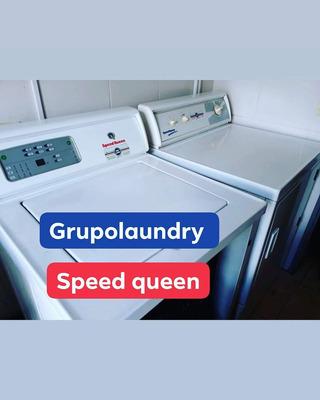 Lavarropas Speed Queen | Grupolaundry | Servicio Técnico