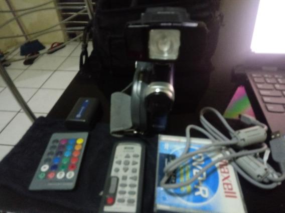 Filmadora Sony Dcr-dvd 101 Handycam 120x