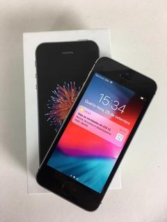 Celular iPhone Se 16gb + Caixa + Acessórios + Garantia + Nf