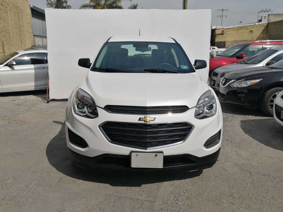 Chevrolet Equinox 2.4 Ls At 2017