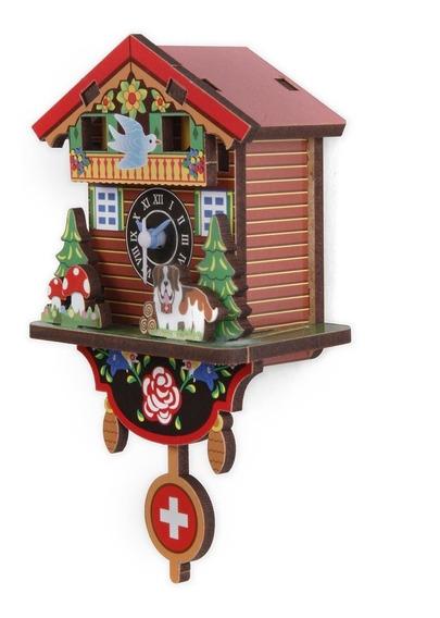 Reloj Armable Casa Suiza
