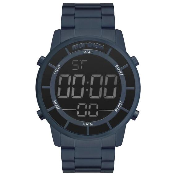 Relógio Mormaii Digital Azul Mobj3463dd/4a - Loja