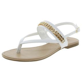 3f4ec7b93 Rasteirinha Gladiadora Via Marte - Sapatos com o Melhores Preços no ...