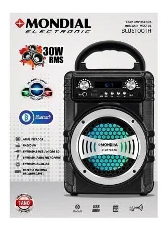Caixa De Som Bluetooth Mp3 Compatível Celular Asus Lg Sony