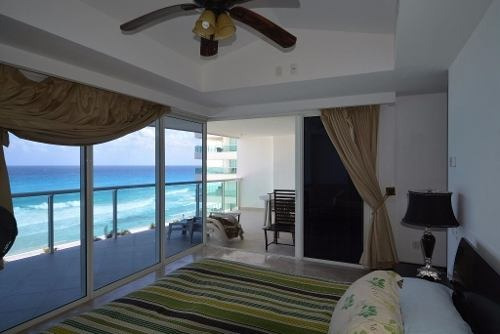 Penthouse Amueblado En Venta Portofino Cancun