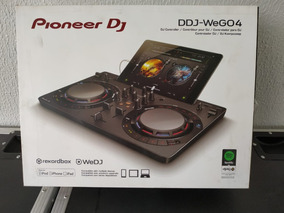 Controladora Pioneer Ddj Wego 4 Blak