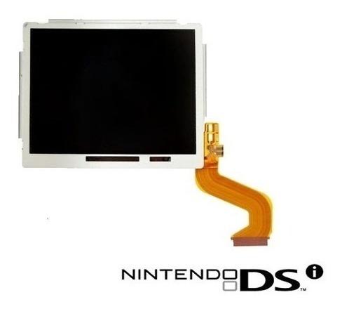 Pantalla Lcd Superior O Inferior Para Nintendo Dsi Con Flex