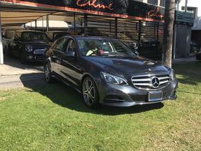 Mercedes Benz Clase E250 Avangarde 2014