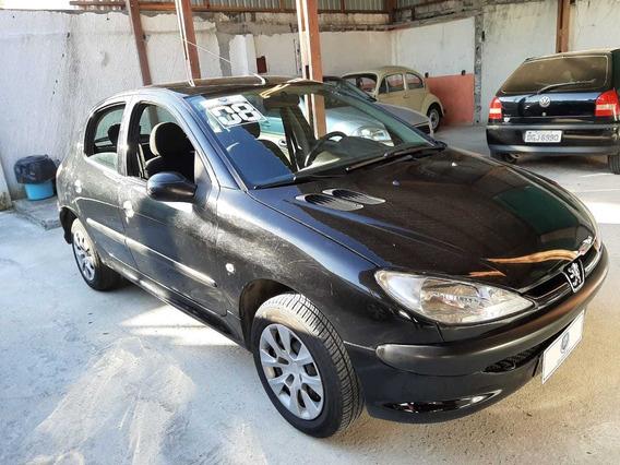 Peugeot Sensation 1.4 4p 2008 Preto