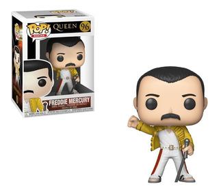 Funko Pop Rocks #96 Queen Freddie Mercury Wembley 86 Nortoys