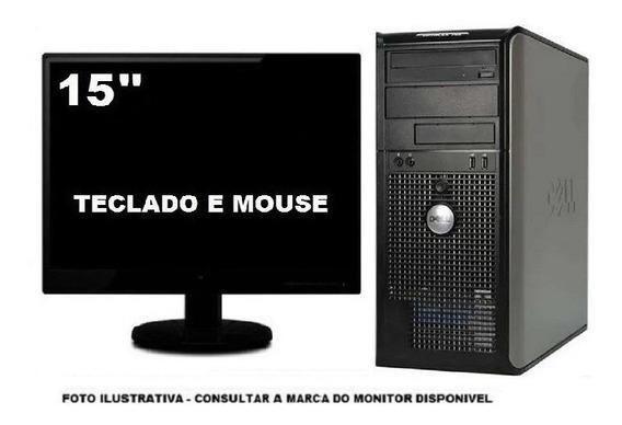 Computador Dell Optiplex 330 Intel Dual Core 4gb 250gb