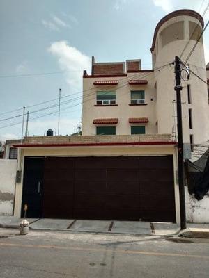 Departamento En Reta En San Lorenzo La Cebada Xochimilco