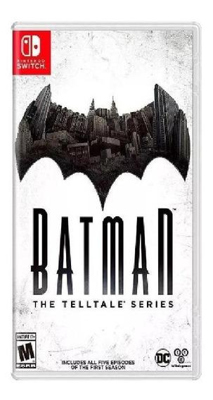 Jogo Batman The Telltale Series - Switch - Lacrado