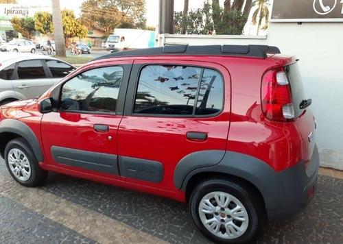 Fiat Uno 2011 1.4 Way Flex 5p