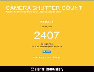 Camara Nikon D7000 - De2.6k Disparos