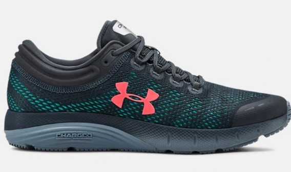 Tenis Under Armour. Charged Bandit 5. Modelo 2020. Runners