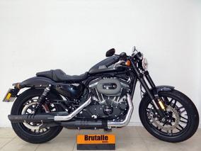 Harley Davidson Xl1200 Cx Roadster 2017 Preta