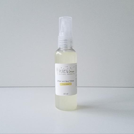 Spray Desinfectante Antibacterial Para Manos