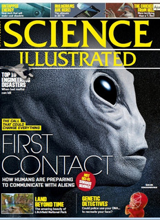 Ingles - Science Illustrated - First Contact