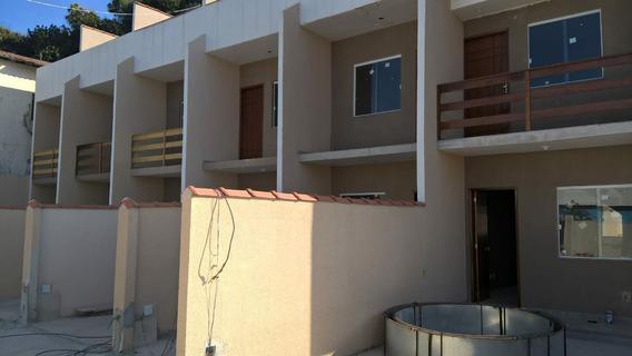 Casa Duplex Com 2 Quartos Em Marambaia !!!