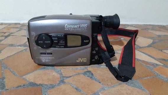 Filmadora Jvc Vhs C Gr Ax1027 Pra Retirada De Peças