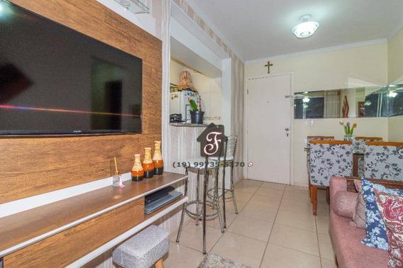 Apartamento À Venda, 61 M² - Jardim Nova Europa - Campinas/sp - Ap1477