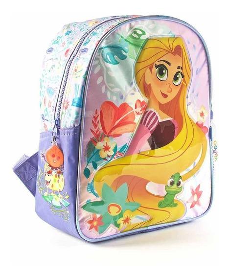 Princesas Mochila Exploradoras Escolar 12puLG Original