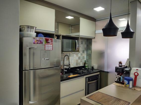 Lindo Apartamento No Condomínio Inspire Águas Em Barueri