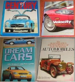Carros Esportivos - 4 Livros ( Inglês )