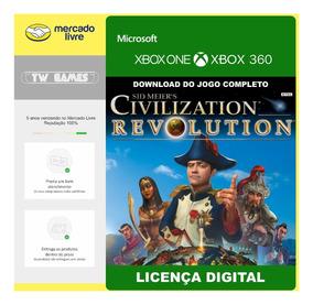 Civilization Revolution Digital Xbox 360 Xbox One