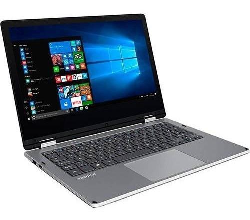 Chromebook 2 Em 1 Duo Positivo