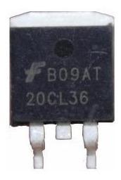 20cl36 Transistor Driver Ecu Renault Chinos Y Mas