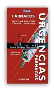 Farmacos En Urgencias Anestesia Criticos Coronarios Marban