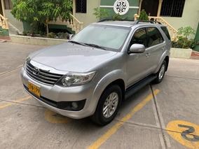 Toyota Fortuner/48503 Km/2.7/4x2/cojines Cuero/como Nueva