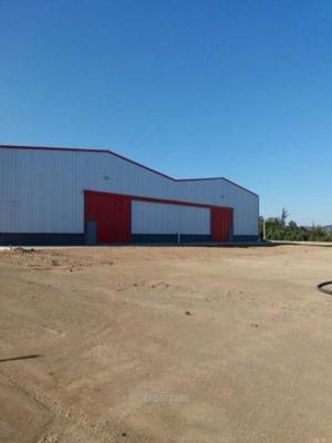 Bodega Nueva, Sector Industrial, Zonific