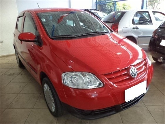 Volkswagen Fox Trend 1.0 Mi 8v Flex 4p Manual