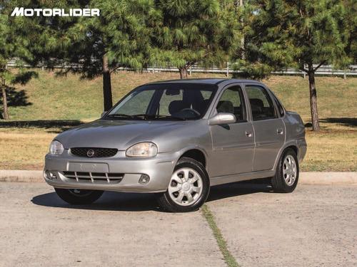 Imagen 1 de 14 de Chevrolet Corsa Classic Gls 1.6 Sedan  - Permuta / Financia