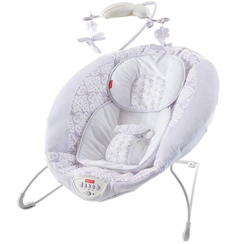 413f512f2 Silla Cuna Mecedora Para Bebé Recién Nacido Fisher Price - $ 2,301.00 en Mercado  Libre