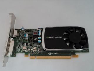 Tarjeta De Video Nvidia Quadro 600 1gb Ddr3. Inc Conector