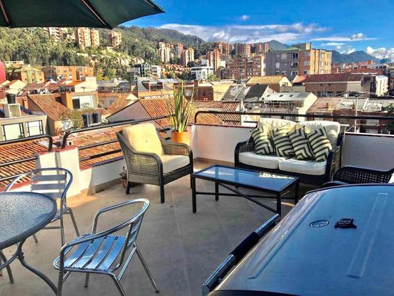 Penthouse Apartamento Amoblado Tres Habitaciones