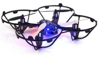 Mini Drone 14cm. Radio Control Alcance Hasta 50 Metros